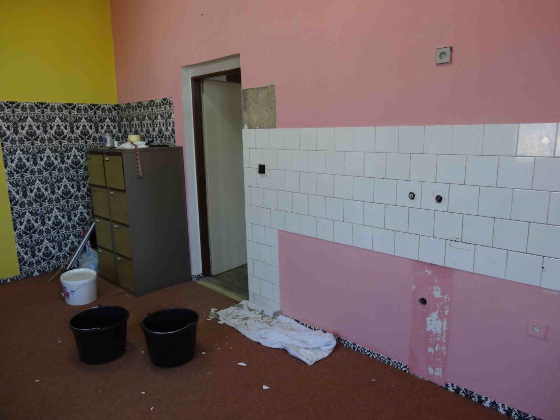 Montessori klub v Příbrami před rekonstrukcí